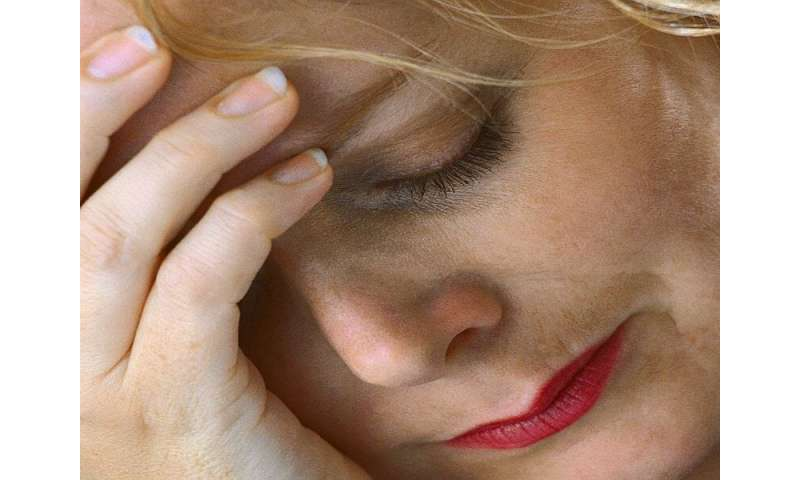 CDC: women more likely to experience anxiety, depression