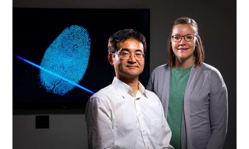 Chemists use mass spectrometry tools to determine age of fingerprints