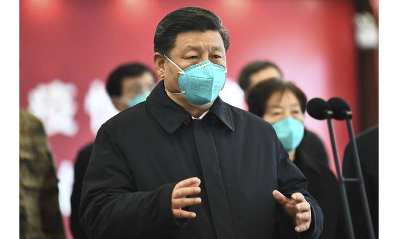China didn't warn public of likely pandemic for 6 key days