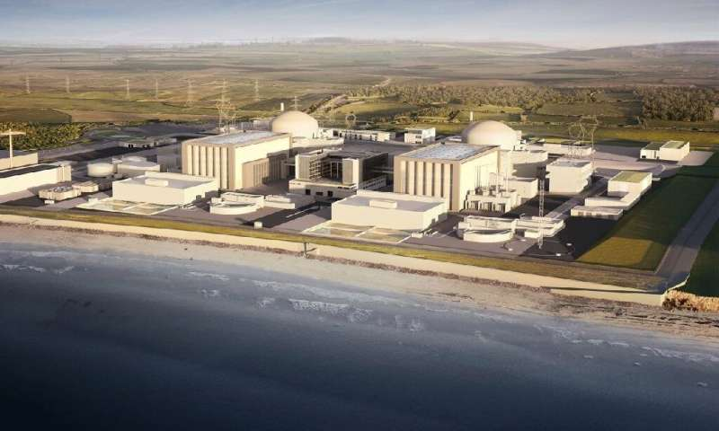 ChinaGeneral NuclearPower(CGN) is working alongside France's EDF in the construction of a nuclear power plant at Hinkley Poin