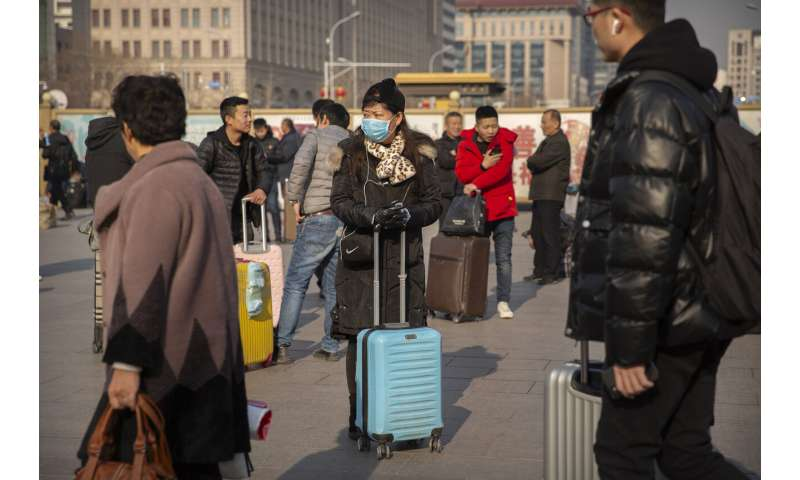 China reports 2nd death from virus behind pneumonia outbreak