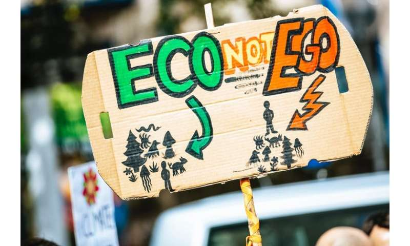 Climate crisis: we are not individuals fighting a faceless system – we are the system that needs to change