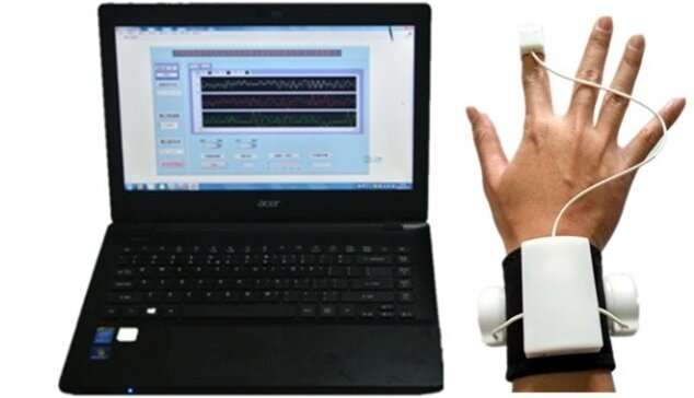 Clinical validation of inertial sensing-based wearable device for tremor and Bradykinesia quantification