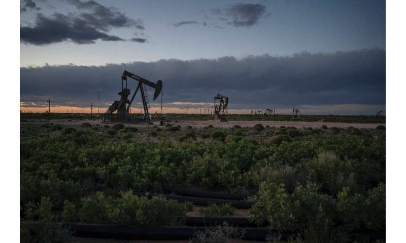 Clouds on the horizon for the oil industry... lockdowns have dealt a blow to demand and now investment spending is slumping