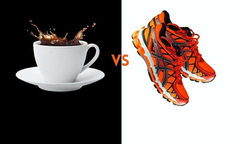 Coffee versus cardio: Can exercise offer the same mental boost as caffeine?