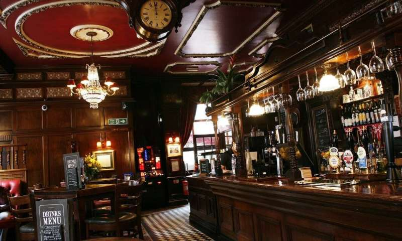 Comment: COVID-19 compounded the English pub industry's problems