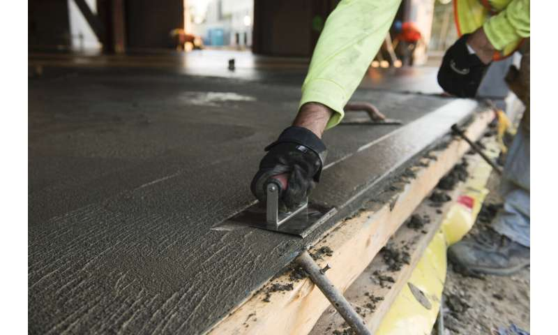 Concrete solutions that lower both emissions and air pollution