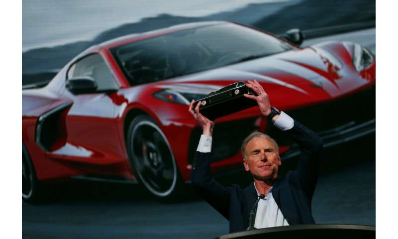 Corvette wins car of year award, Kia Telluride takes top SUV