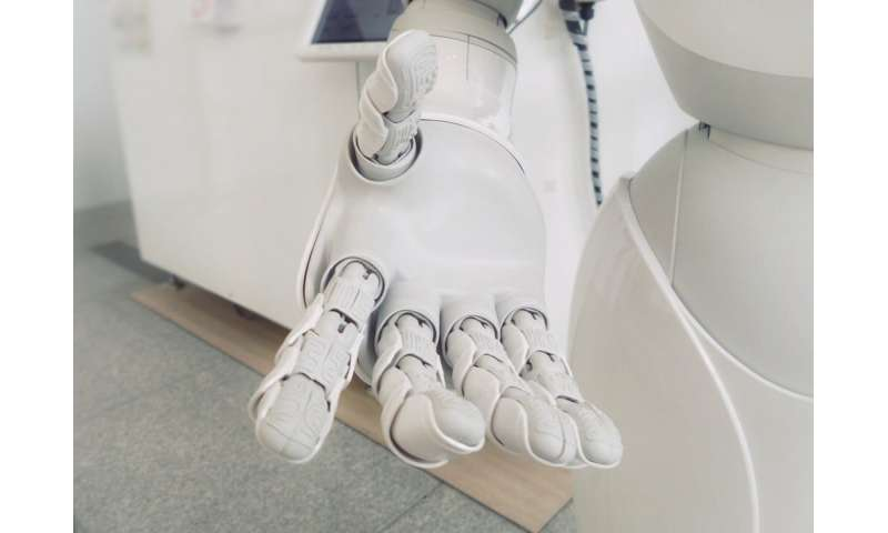 Could we forgive a machine? Study explores forgiveness in the context of robotics and AI