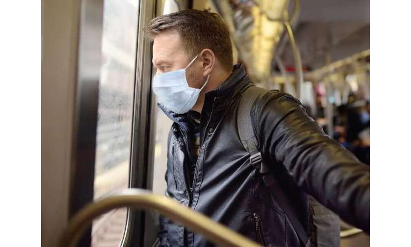Could your mask be a kind of vaccine against COVID-19?