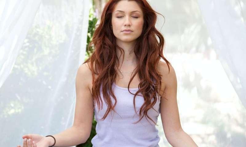 COVID-19: Managing mental health with yoga