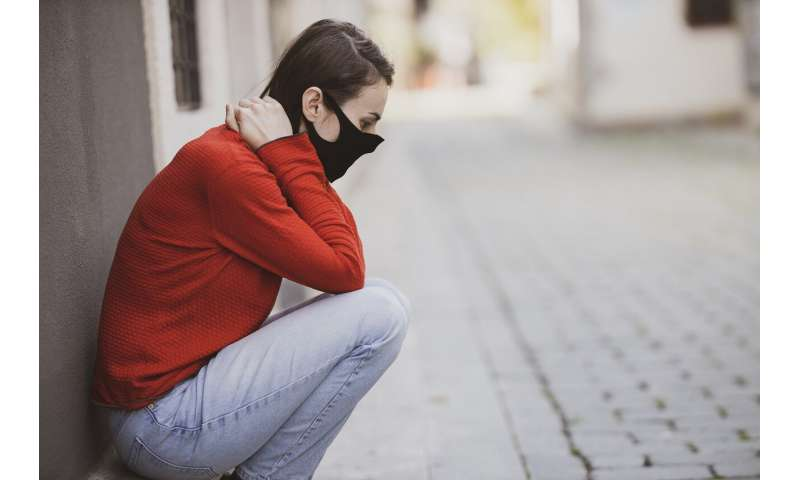 covid depressed