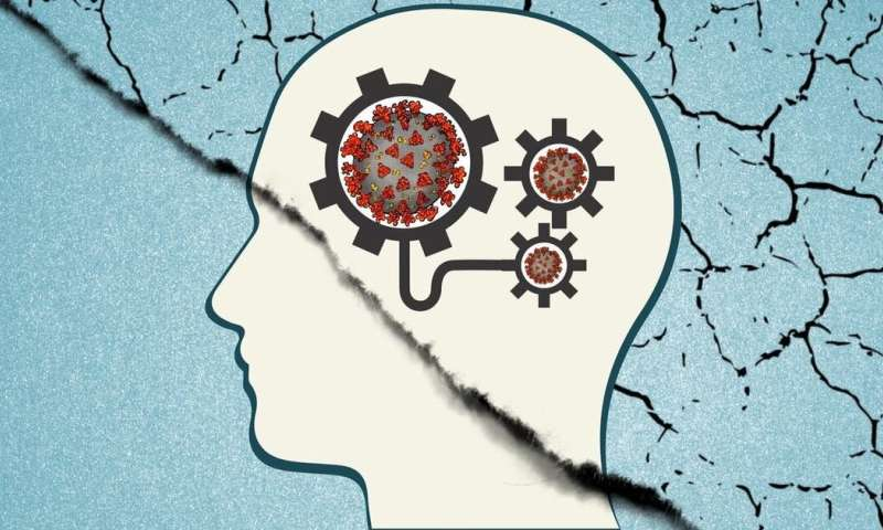 COVID stress syndrome: 5 ways the pandemic is affecting mental health