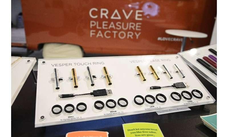 Crave présente ses vibromasseurs portables au Consumer Electronics Show 2020