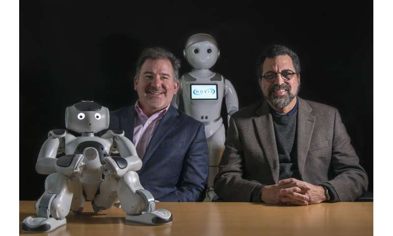 CT startup brings collaborative robotics to children with special needs