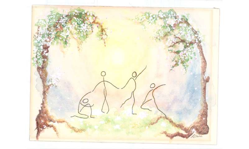 Cultivating cooperation through kinship