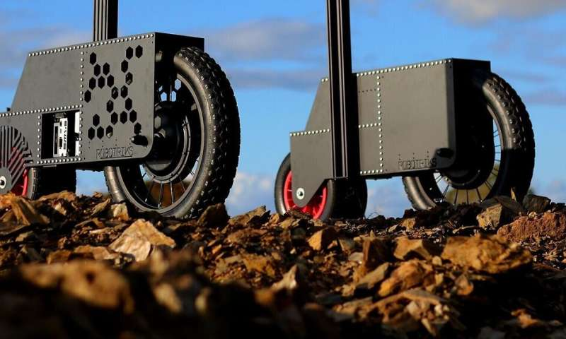 Cutting-edge agricultural robots offers a low-cost lifeline to UK farmers