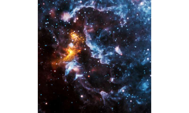 Dancing stars and black holes in a cosmic cloud of gas: New research of the 'common envelope phase'