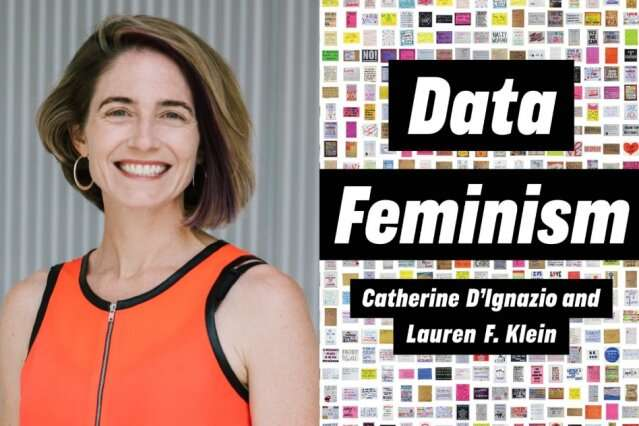 """Data feminism"" examines problems of bias and power that beset modern information"