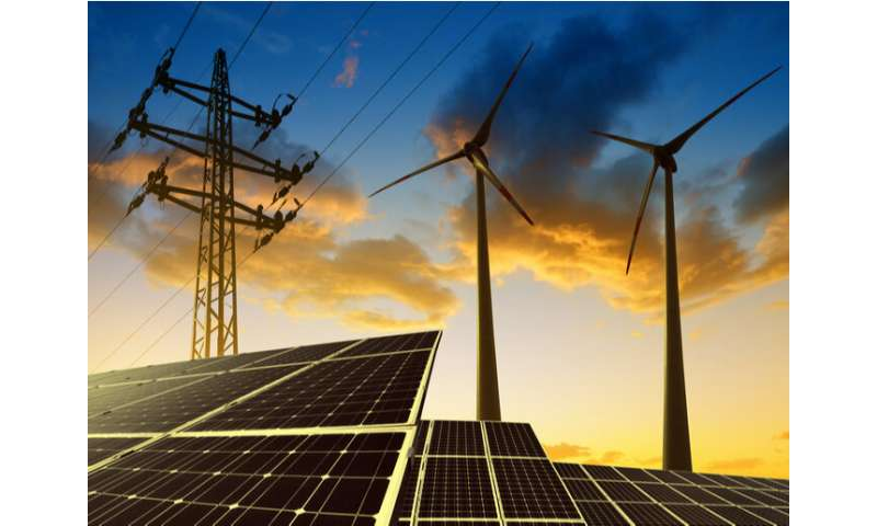 Decarbonising energy supply by using community power