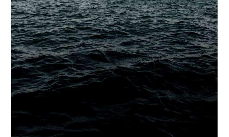 deep ocean