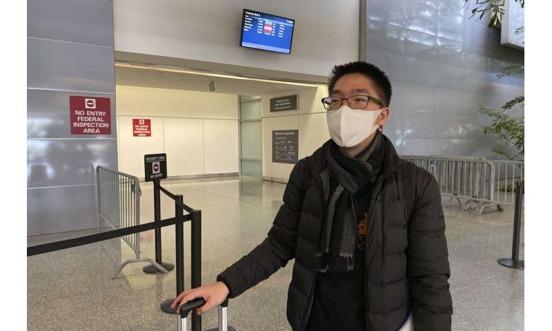 Delta, American and United suspend flights between US, China