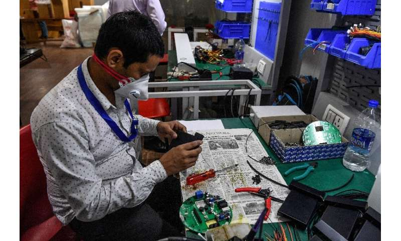 Demand for AgVa's toaster-sized ventilators is booming as India prepares for a surge in coronavirus cases