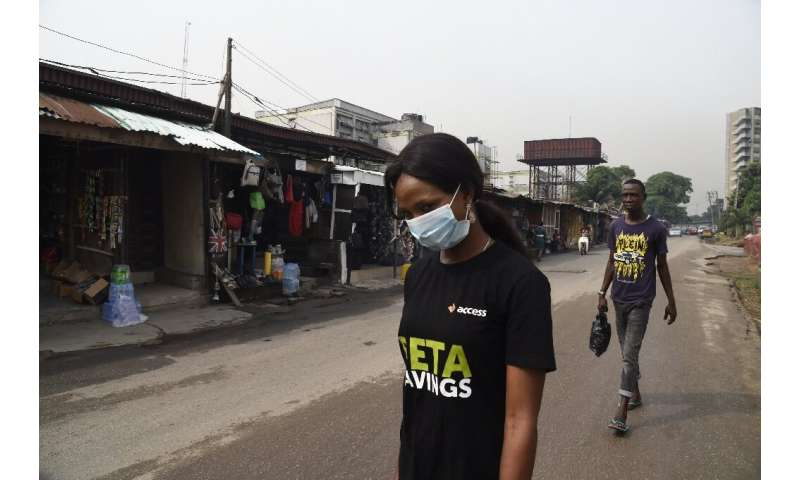 """Demand for masks globally is 100 times higher than normal, """"driven by panic buying, stockpiling and speculation"""",Worl"""
