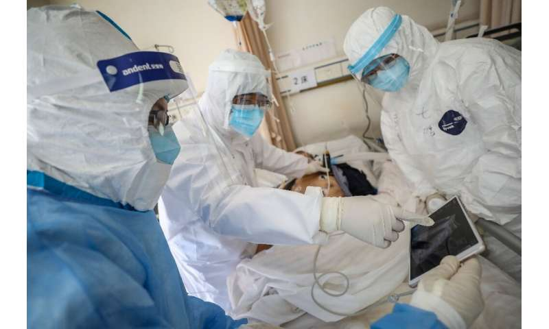 Diagnosis of the new coronavirus in China will now require sophisticated laboratory testing