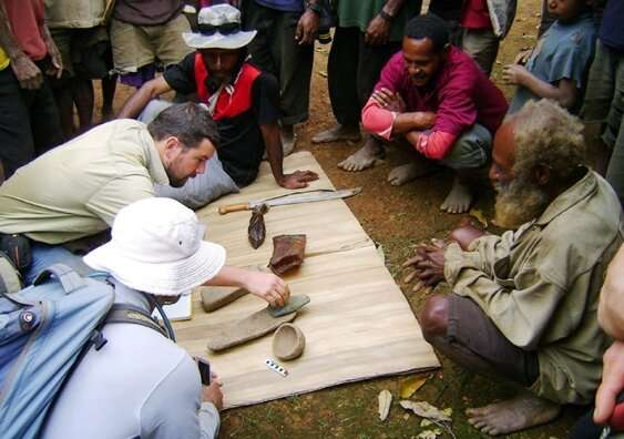 Dig for artefacts confirms New Guinea's Neolithic period