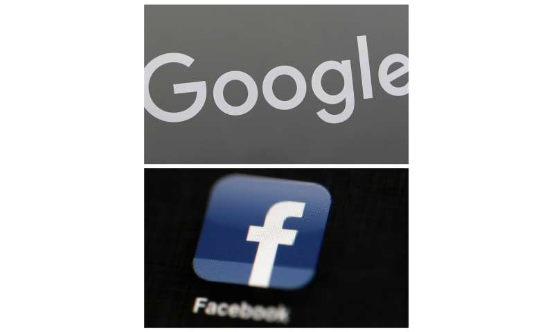 Digital-ad downturn may complicate life for Google, Facebook