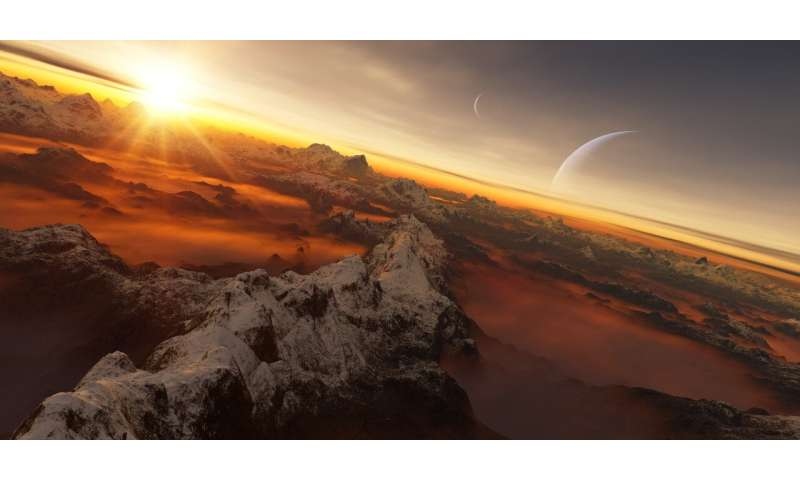 Distant star and planet get new Cree names following national contest