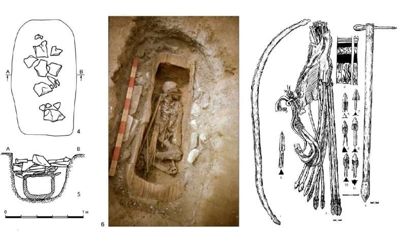 DNA reveals 2,500-year-old Siberian warrior was a woman