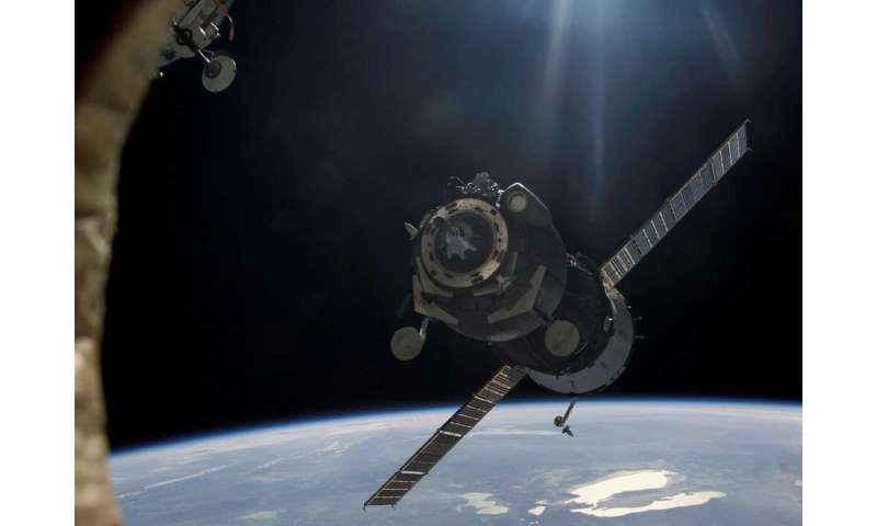 Docking, rendezvous and Newton's third law – the challenge of servicing satellites in space
