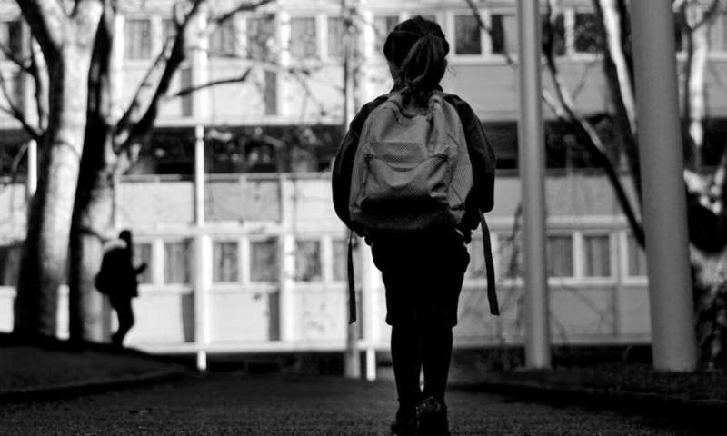 Domestic violence: girls who grow up in deprived areas at increased risk