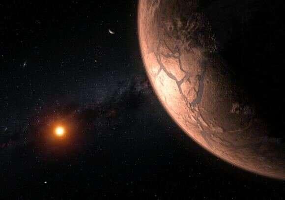 Les planètes TRAPPIST-1 ont-elles des atmosphères?