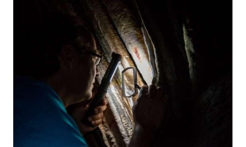 Los neandertales hicieron dudas sobre el arte rupestre de Nerja