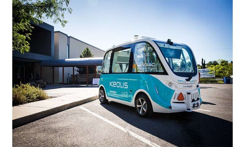 Driverless shuttles: what are we waiting for?