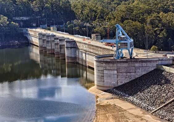 Dwindling inflows into catchment areas – a water supply disaster in the making?