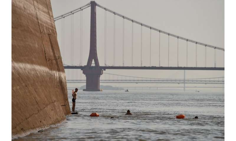 Earlier this year China unveiled an action plan to restore the heavily polluted Yangtze by the end of 2020