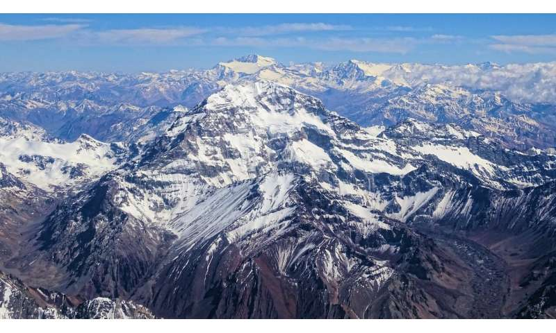 'Earth breathing': mountain erosion a missing piece in the climate puzzle