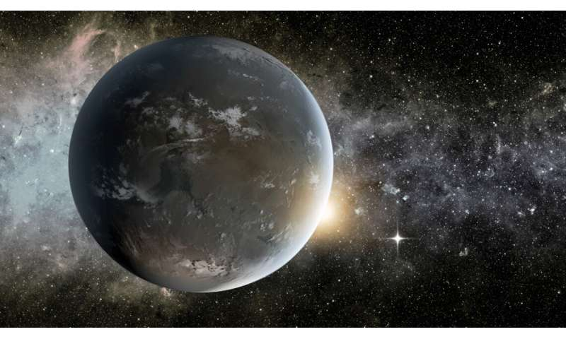 Earth's own evolution used as guide to hunt exoplanets