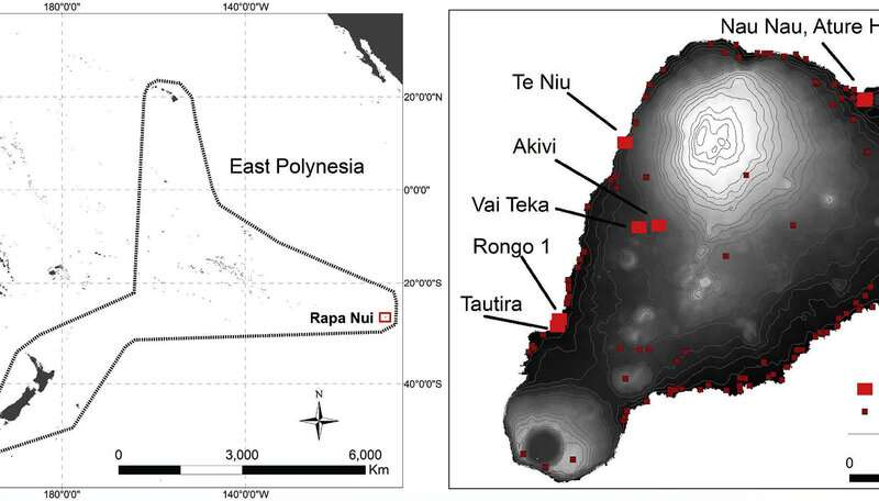 Easter Island society did not collapse prior to European contact, new research shows