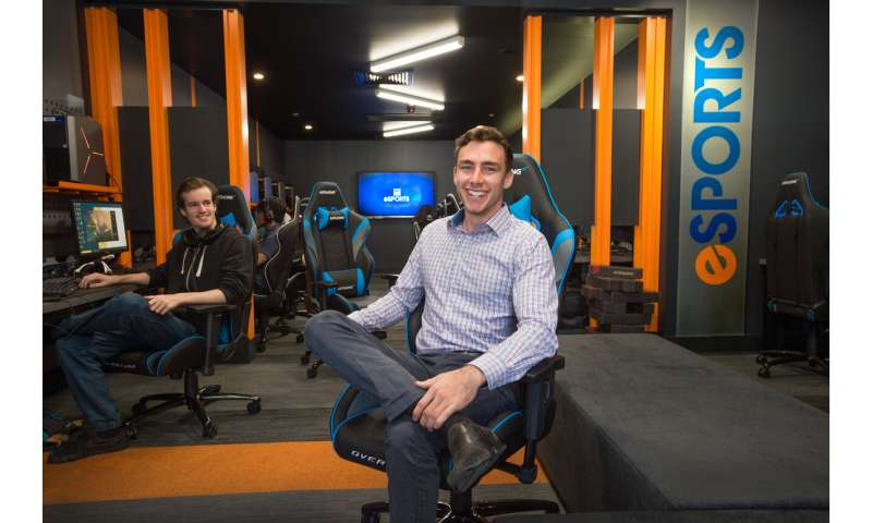 Elite gamers share mental toughness with top athletes, study finds