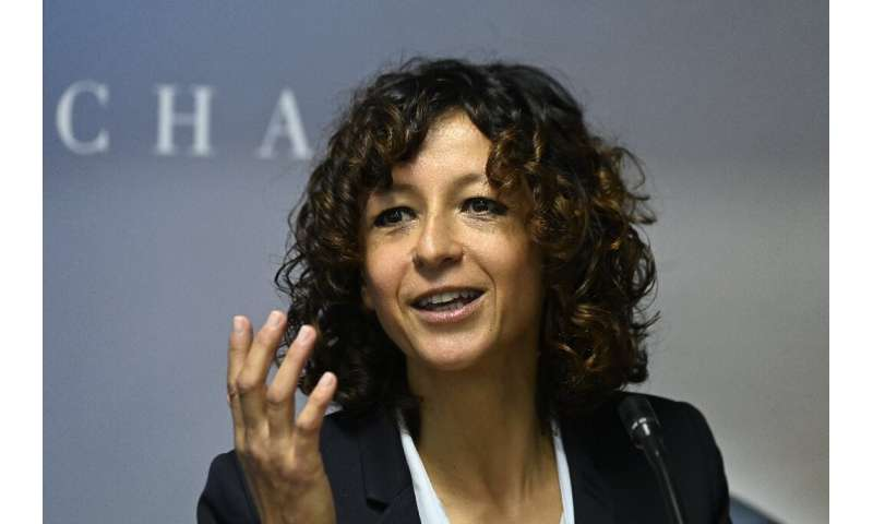 Emmanuelle Charpentier (pictured) and Jennifer Doudna become the 6th and 7th women to be honoured for their research in chemistr
