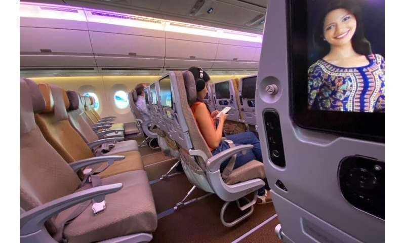 Empty seats, a huge cost for airlines