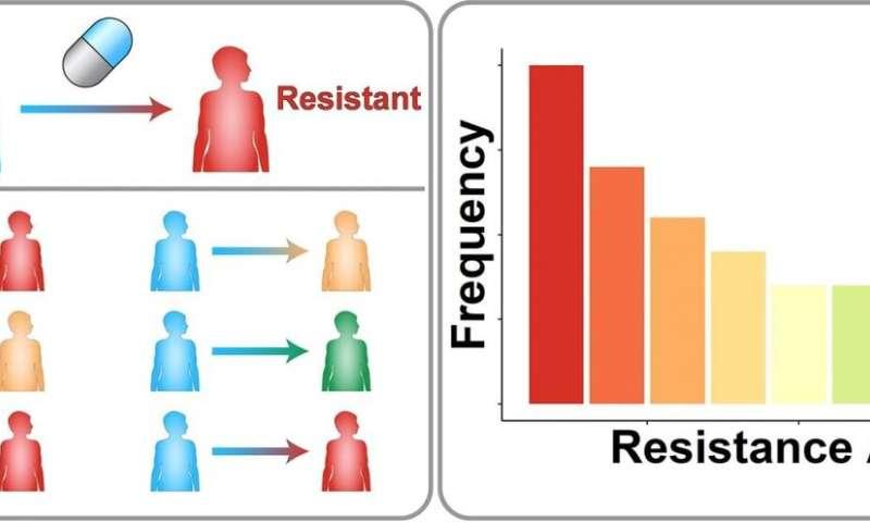 Engineers model mutations causing drug resistance