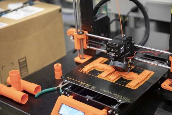 Engineers share 3D-printed ventilator adapter design to help during COVID-19 pandemic