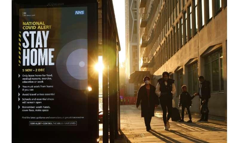 Denmark races to cut off virus mutation as England locks down thumbnail