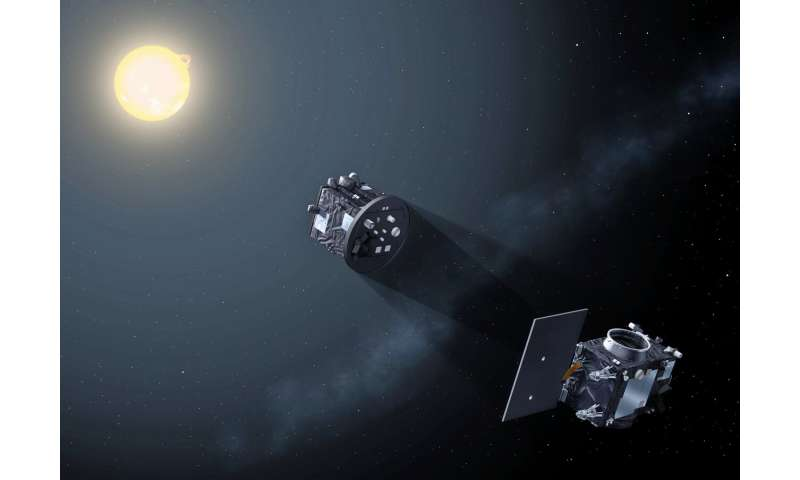 ESA's next sun mission will be shadow-casting pair